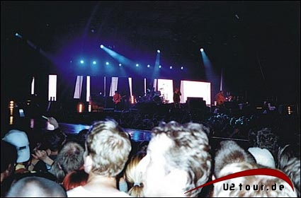 Elevation Tour Stage