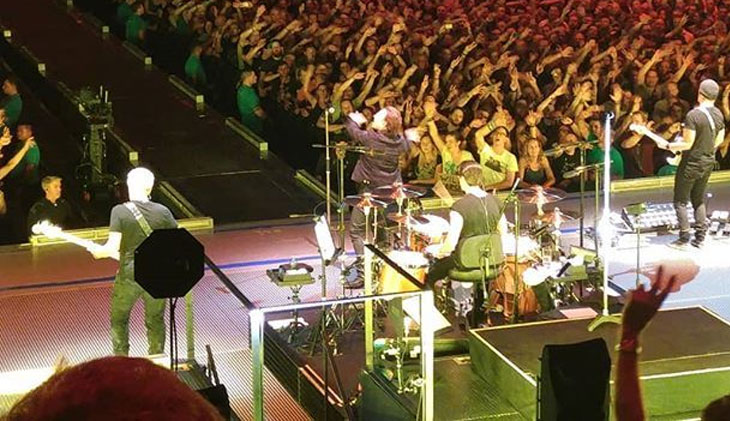 U2 Konzert 05 09 2018 Koln Lanxess Arena U2tour De