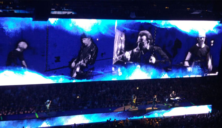 U2 News London Belfast And Hamburg Das War Die Zweite Show
