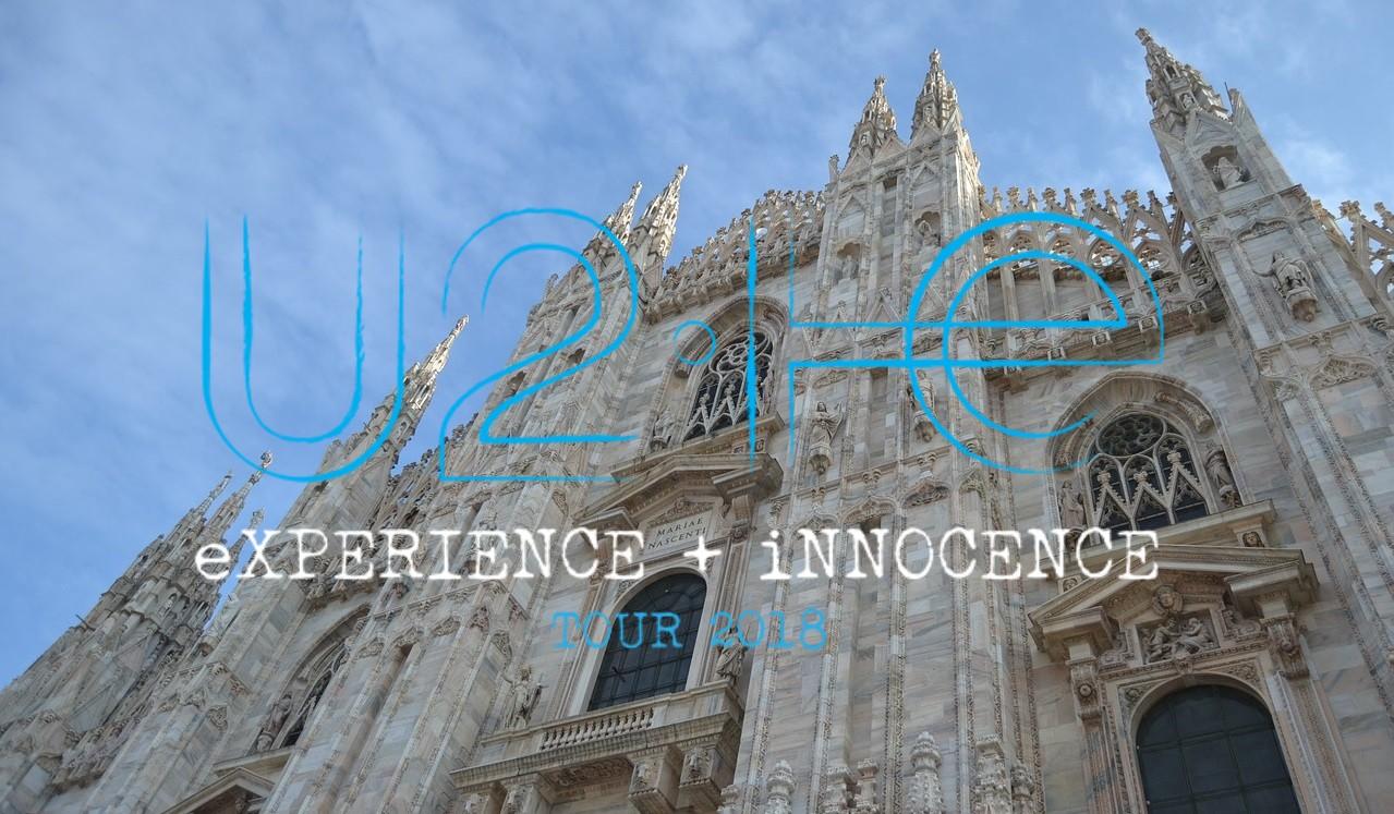 U2 News: Milano - Vier U2 Shows in der Lombardei - U2tour.de